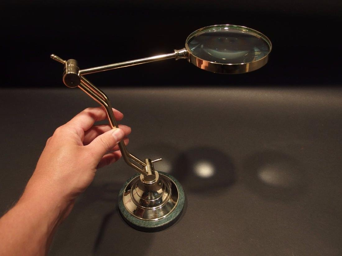 Adjustable Table top Arm Magnifying glass - 6