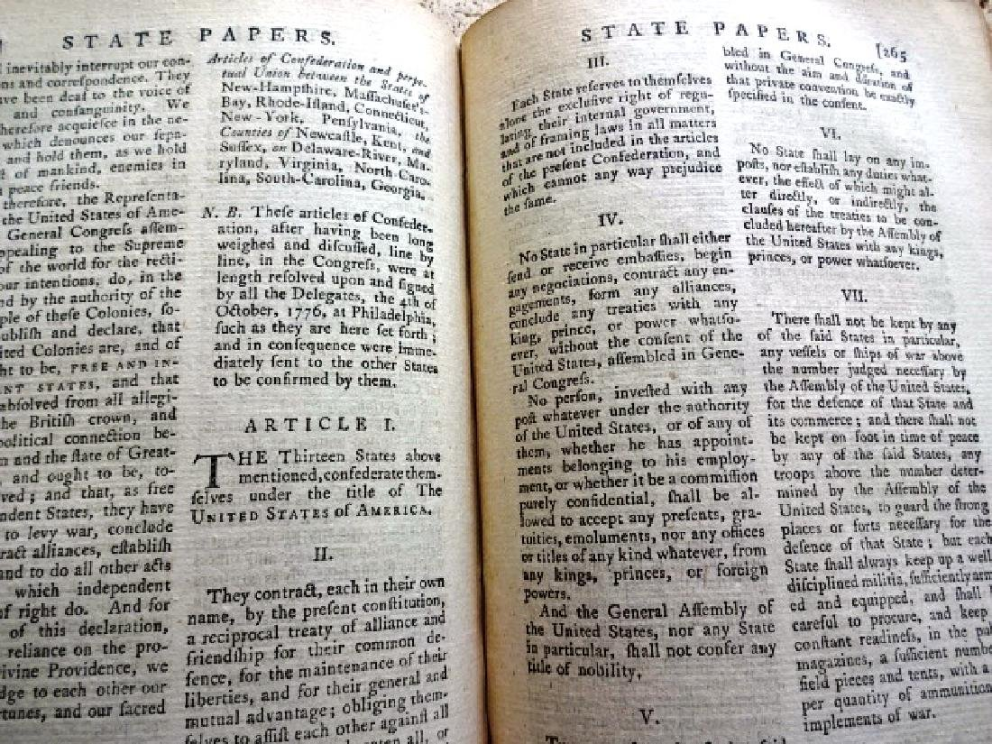 1776 First Edition Declaration of Independence Annual - 3