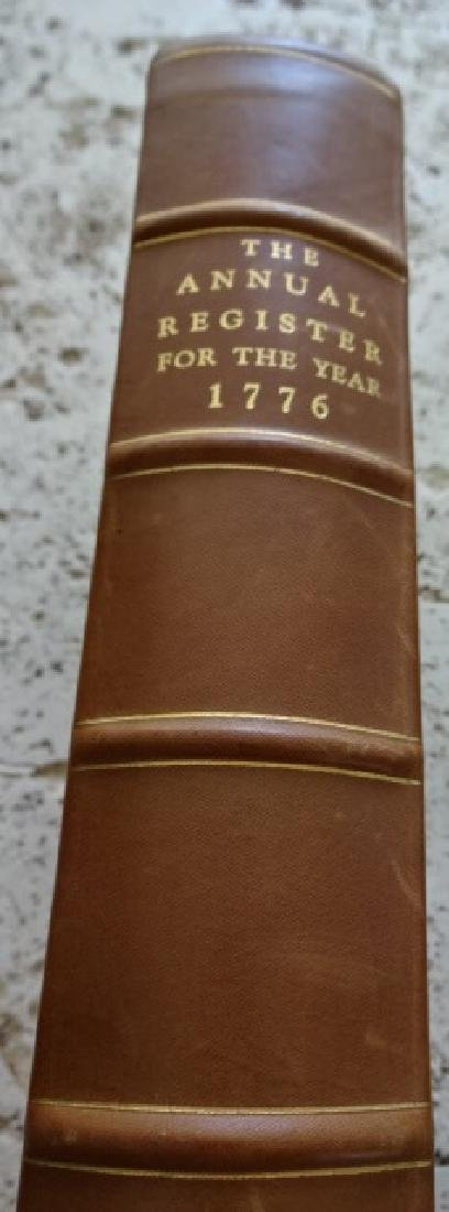 1776 First Edition Declaration of Independence Annual - 5