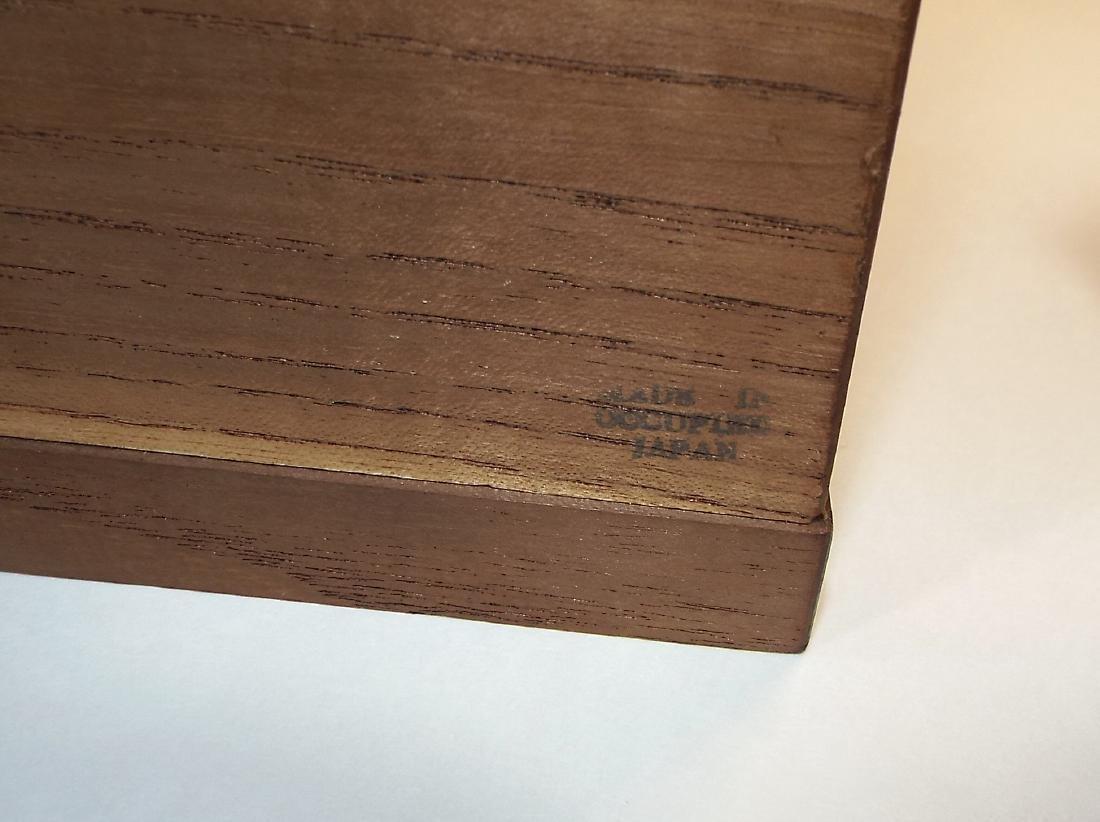Japanese Yosegi Marquetry Jewelry Box - 6