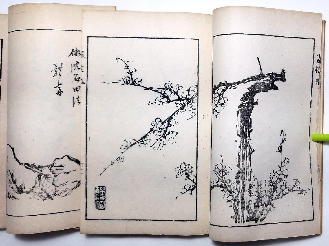 Southern China Ink Painting Guide: Ming & Qing 4vs 1911 - 7