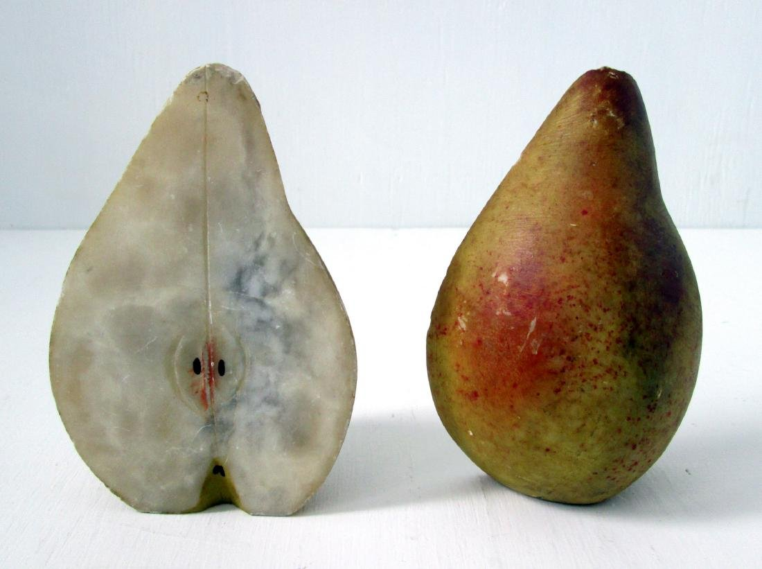 Stone Fruit Half Pears