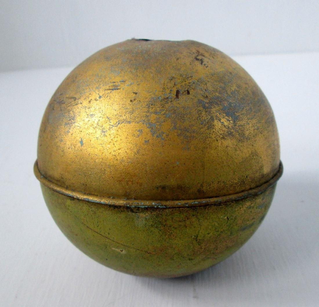 Early Gilt Weathervane Ball