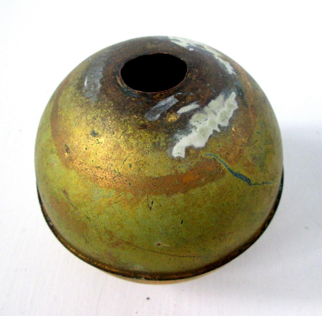 Early Gilt Weathervane Ball - 4