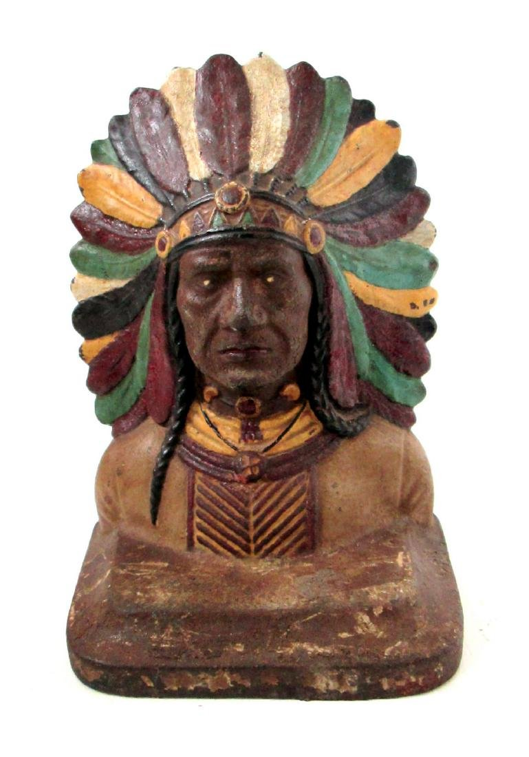 Early Native American Bookends - 2