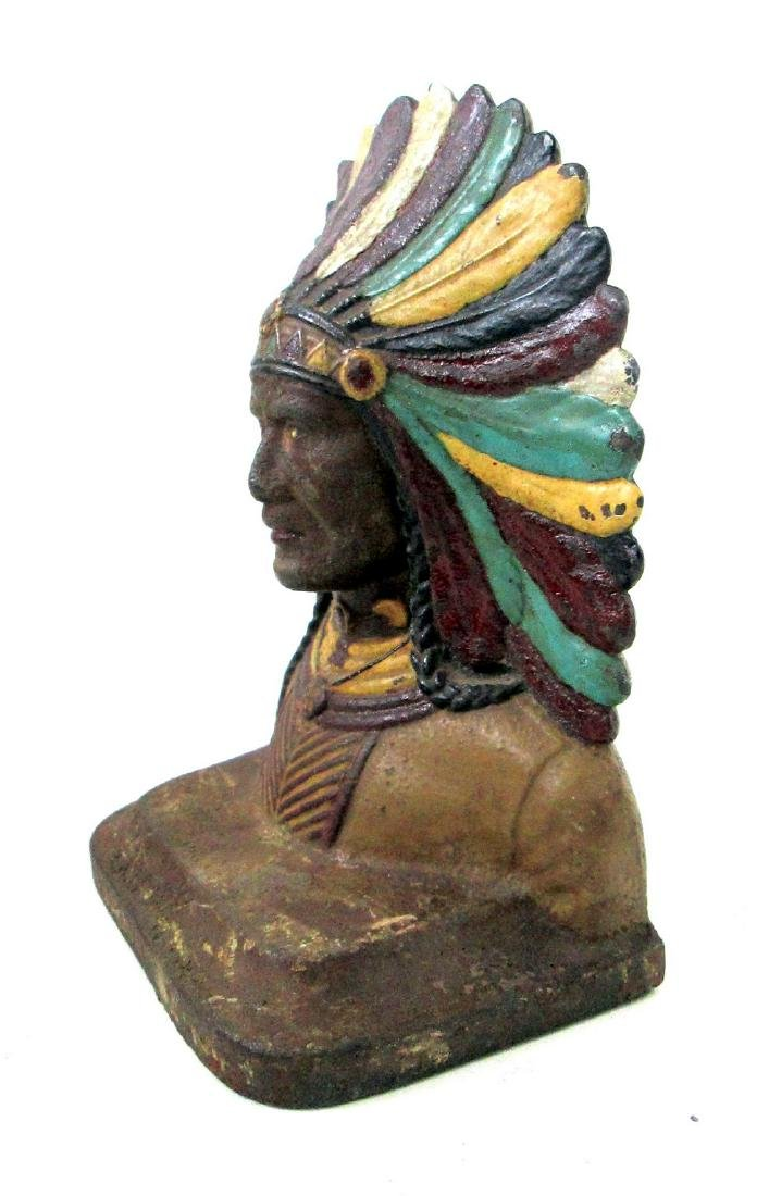 Early Native American Bookends - 3