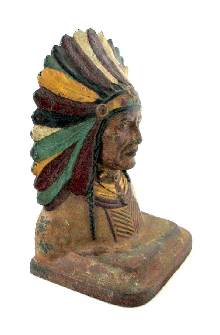 Early Native American Bookends - 5