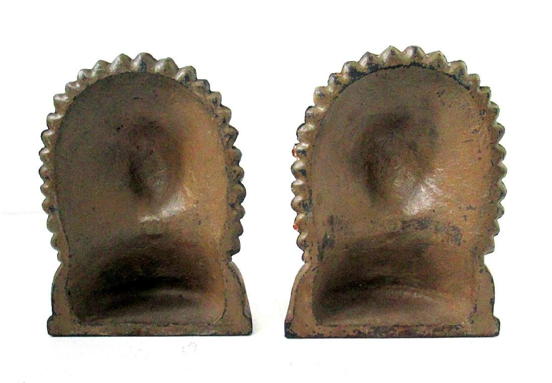 Early Native American Bookends - 6