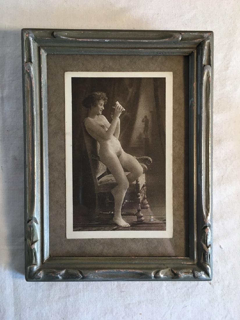 Vintage French Erotic Photocard