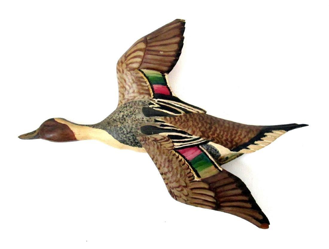 Carl Malstom Duck Plaques - 2