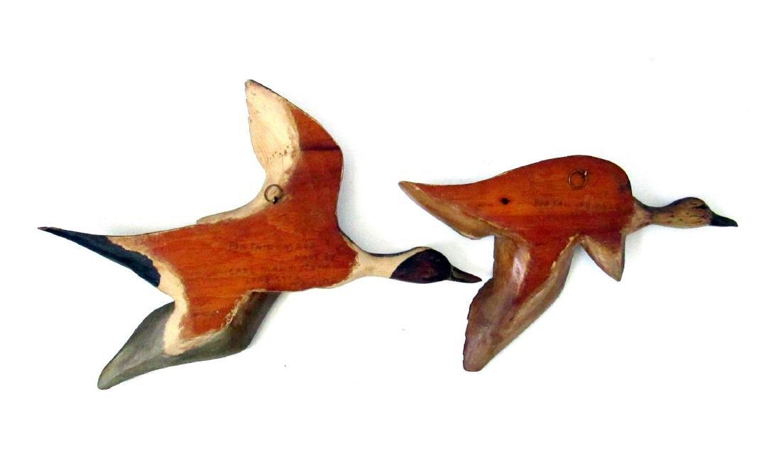 Carl Malstom Duck Plaques - 9