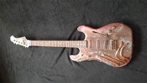 Mika Custom Steamdiesel Guitar