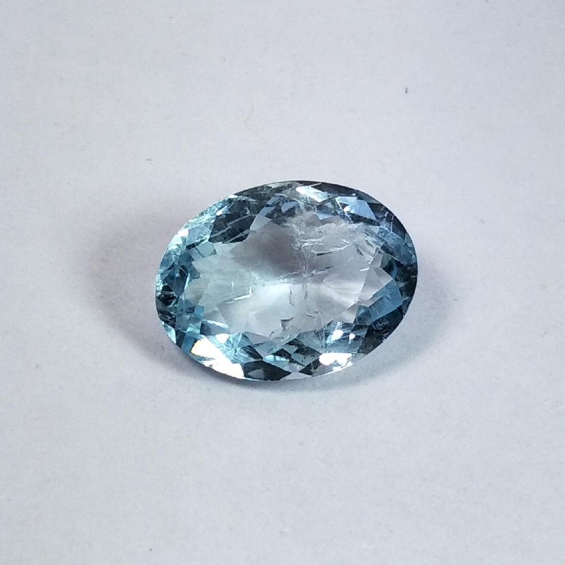 Aquamarine - 4.53 ct