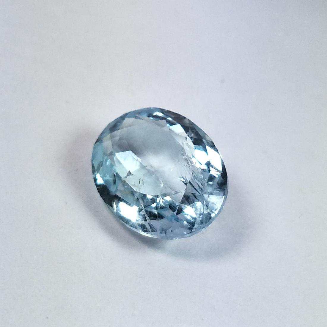 Aquamarine - 4.53 ct - 3