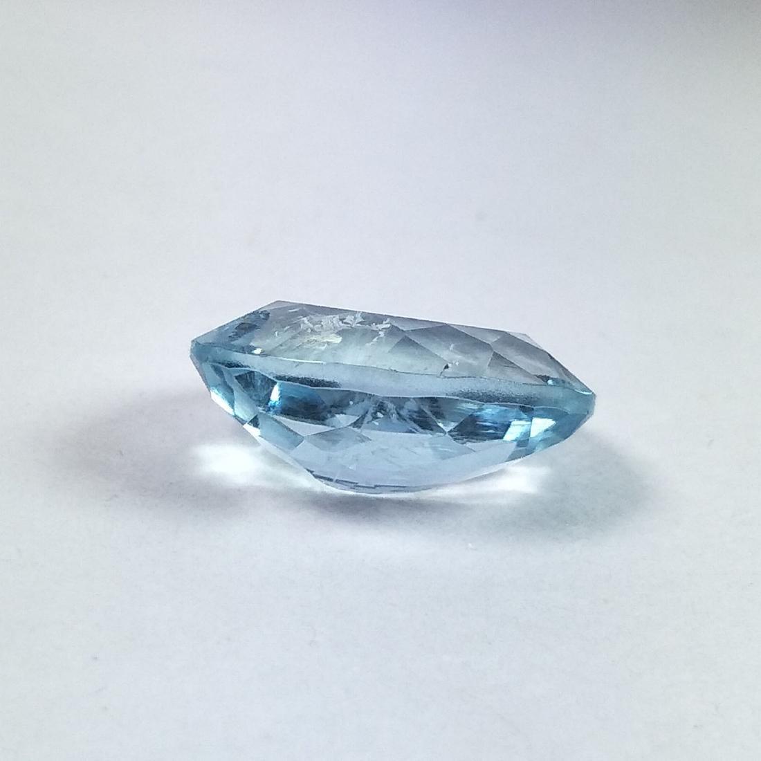 Aquamarine - 4.53 ct - 4