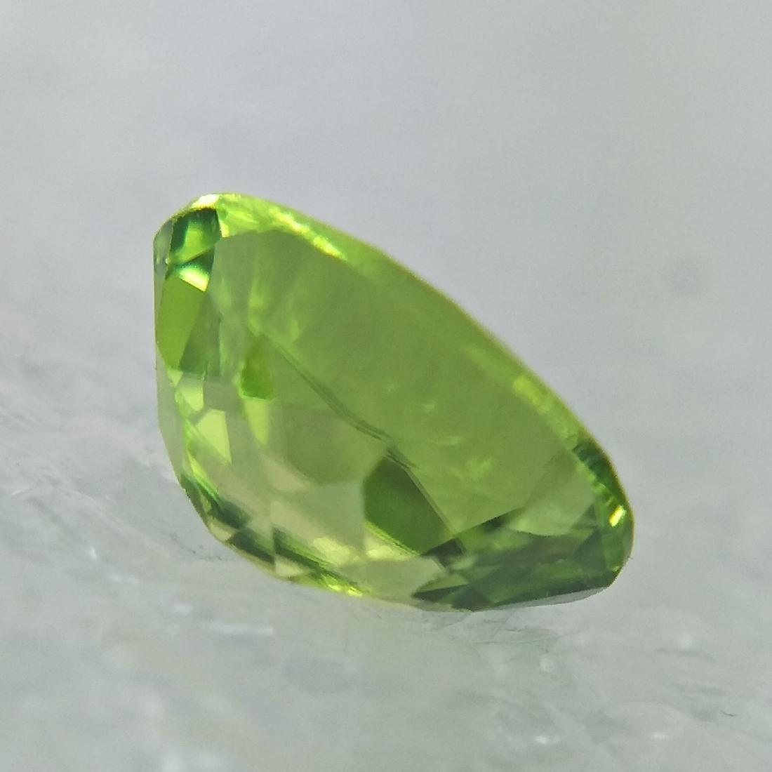 Peridot - 1.72 ct - 3