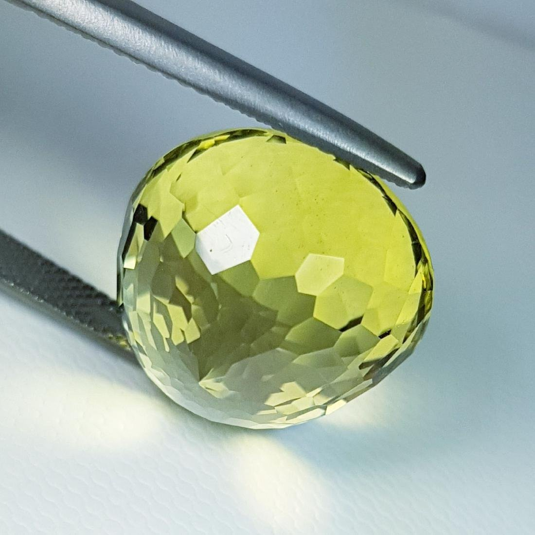 Green Gold Quartz - 20.58 ct - 3