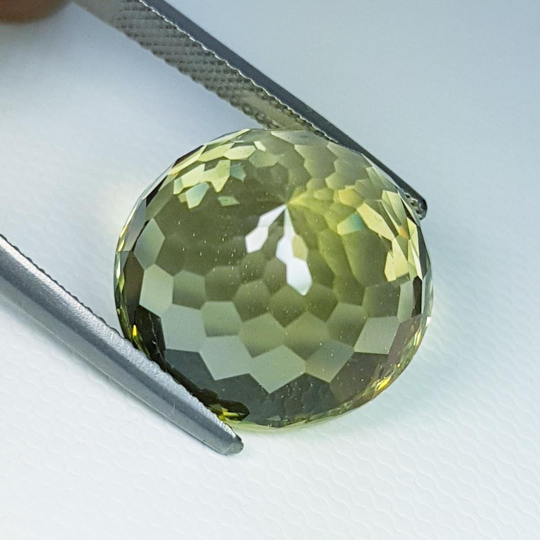 Green Gold Quartz - 20.58 ct - 4