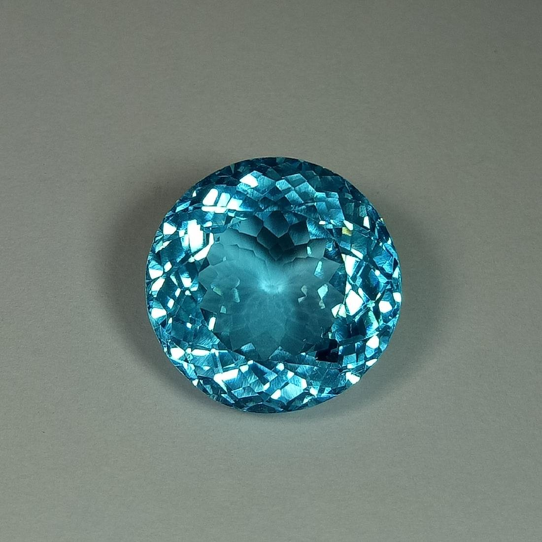 Swiss Blue Topaz - 35.30 ct