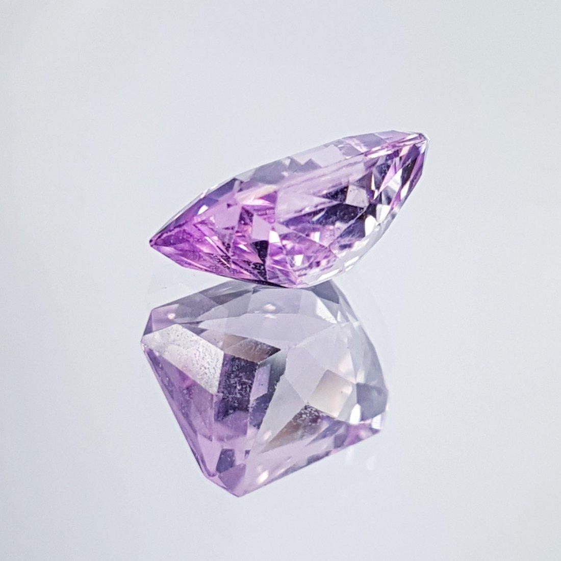 Pink Kunzite - 5.75 ct - 3