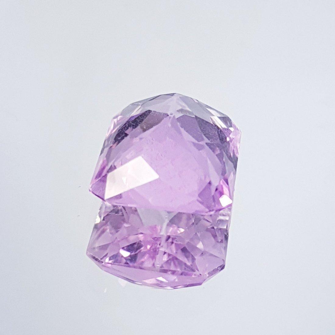Pink Kunzite - 5.75 ct - 4