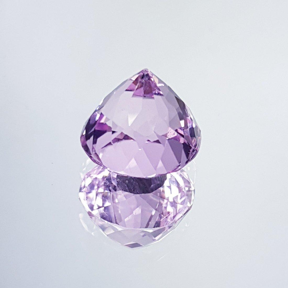 Pink Kunzite - 8.28 ct - 4
