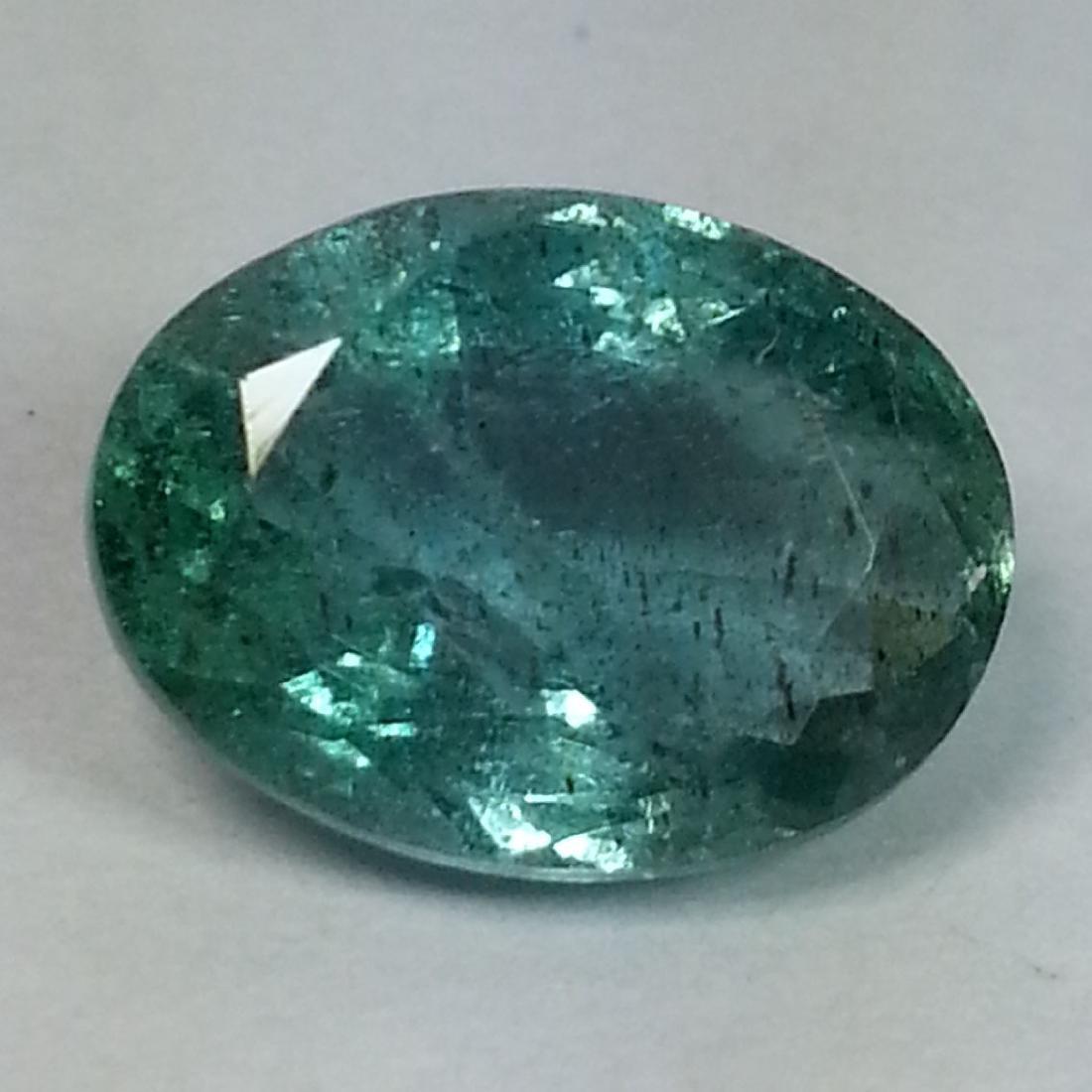 Emerald - 3.08 ct - 2