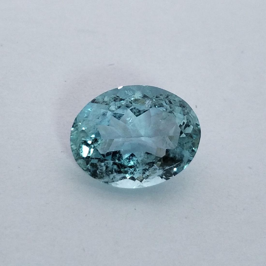 Aquamarine - 3.85 ct