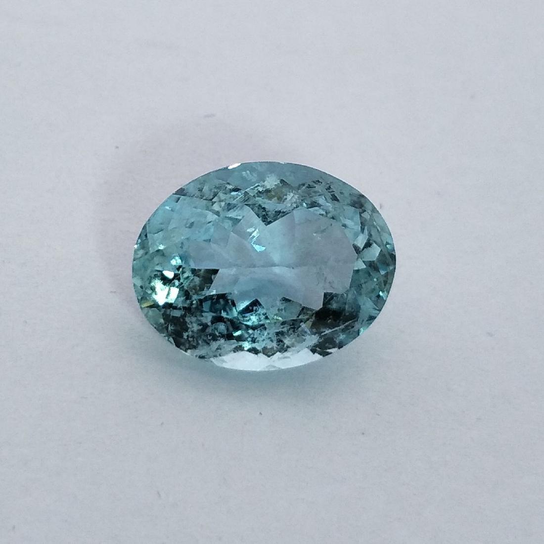 Aquamarine - 3.85 ct - 2