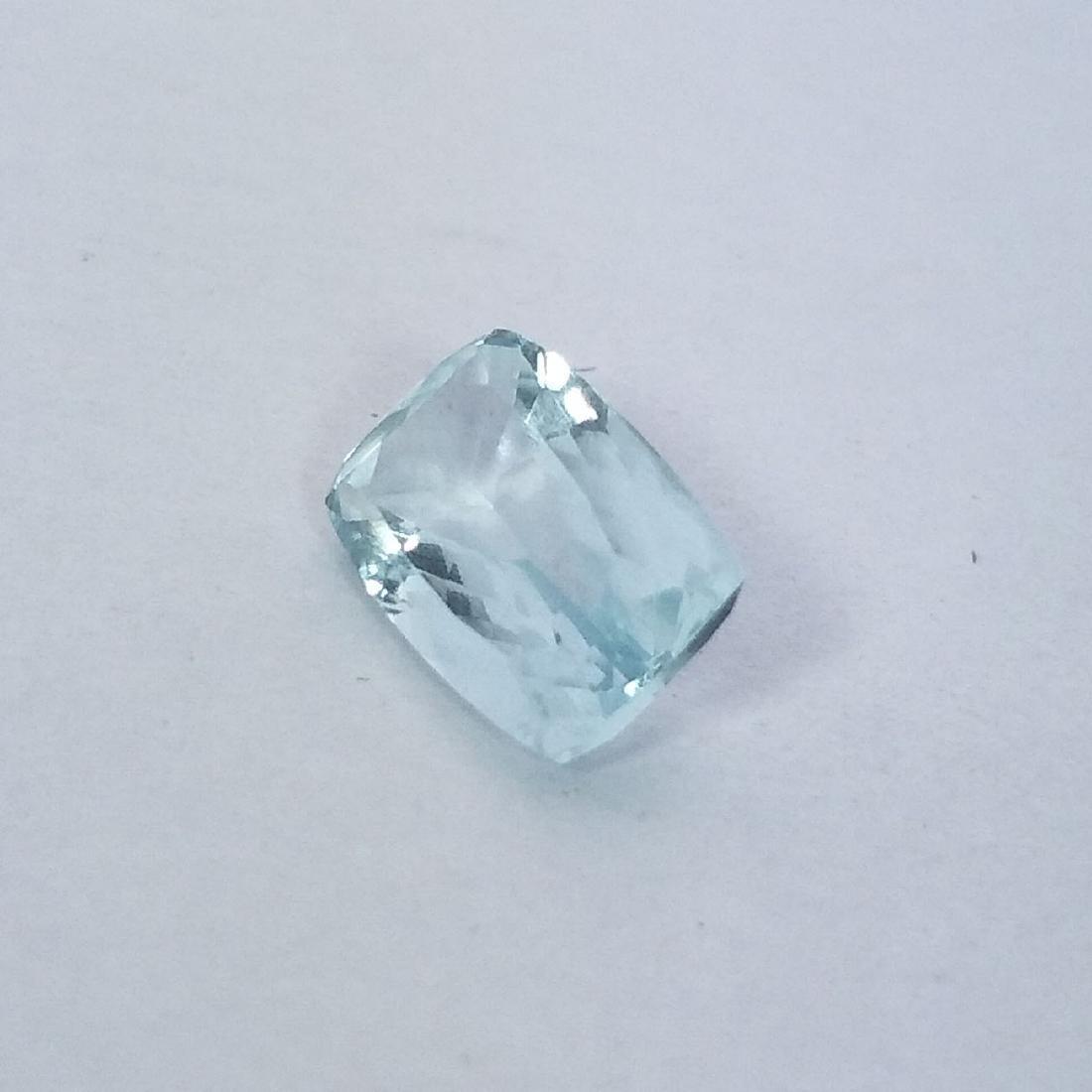 Aquamarine - 1.98 ct - 3