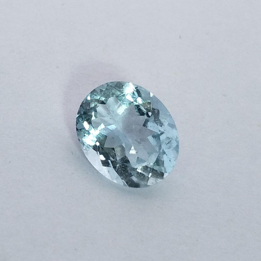 Aquamarine - 3.15 ct