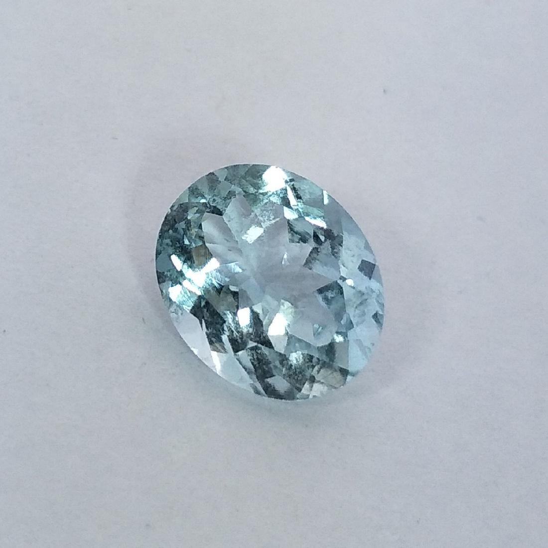 Aquamarine - 3.15 ct - 2