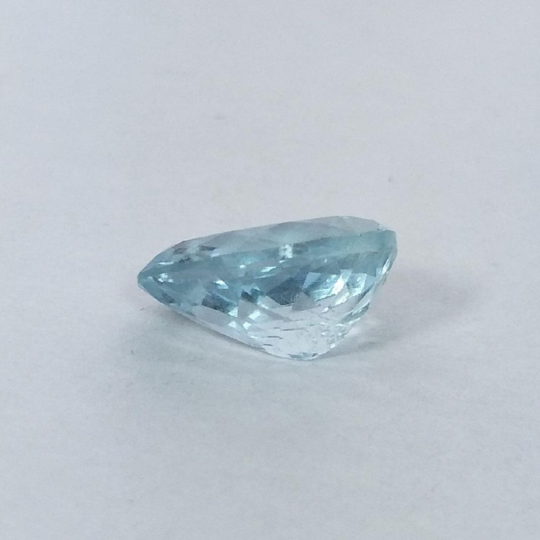 Aquamarine - 3.15 ct - 4