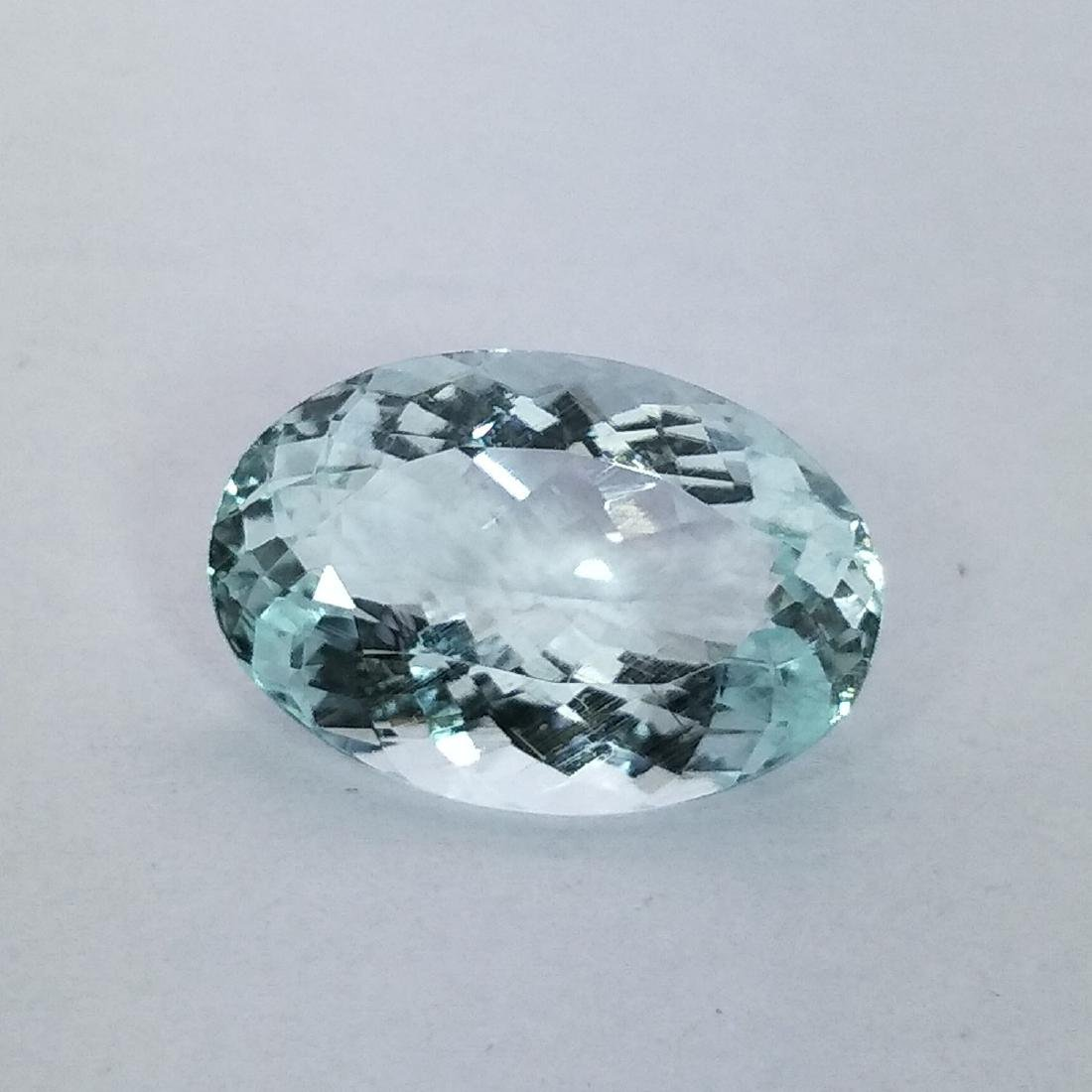 Aquamarine - 3.87 ct