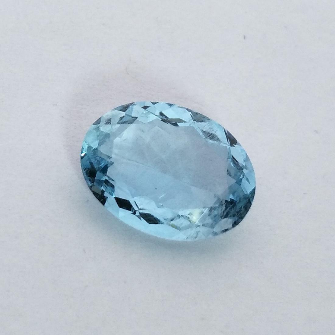 Aquamarine - 2.64 ct