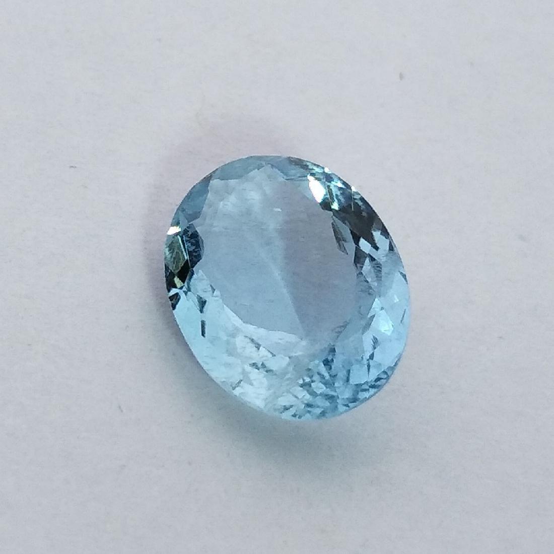 Aquamarine - 2.64 ct - 2