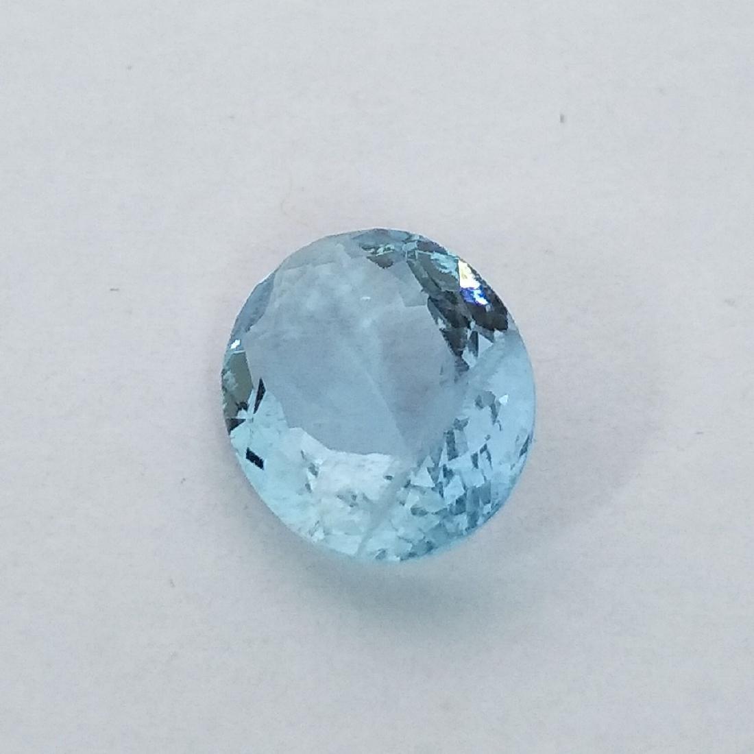 Aquamarine - 2.64 ct - 3