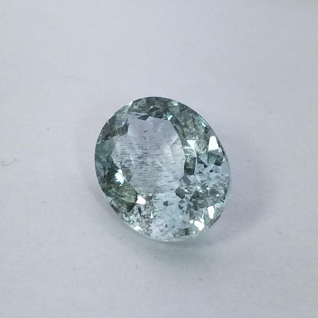 Aquamarine - 4.44 ct - 3