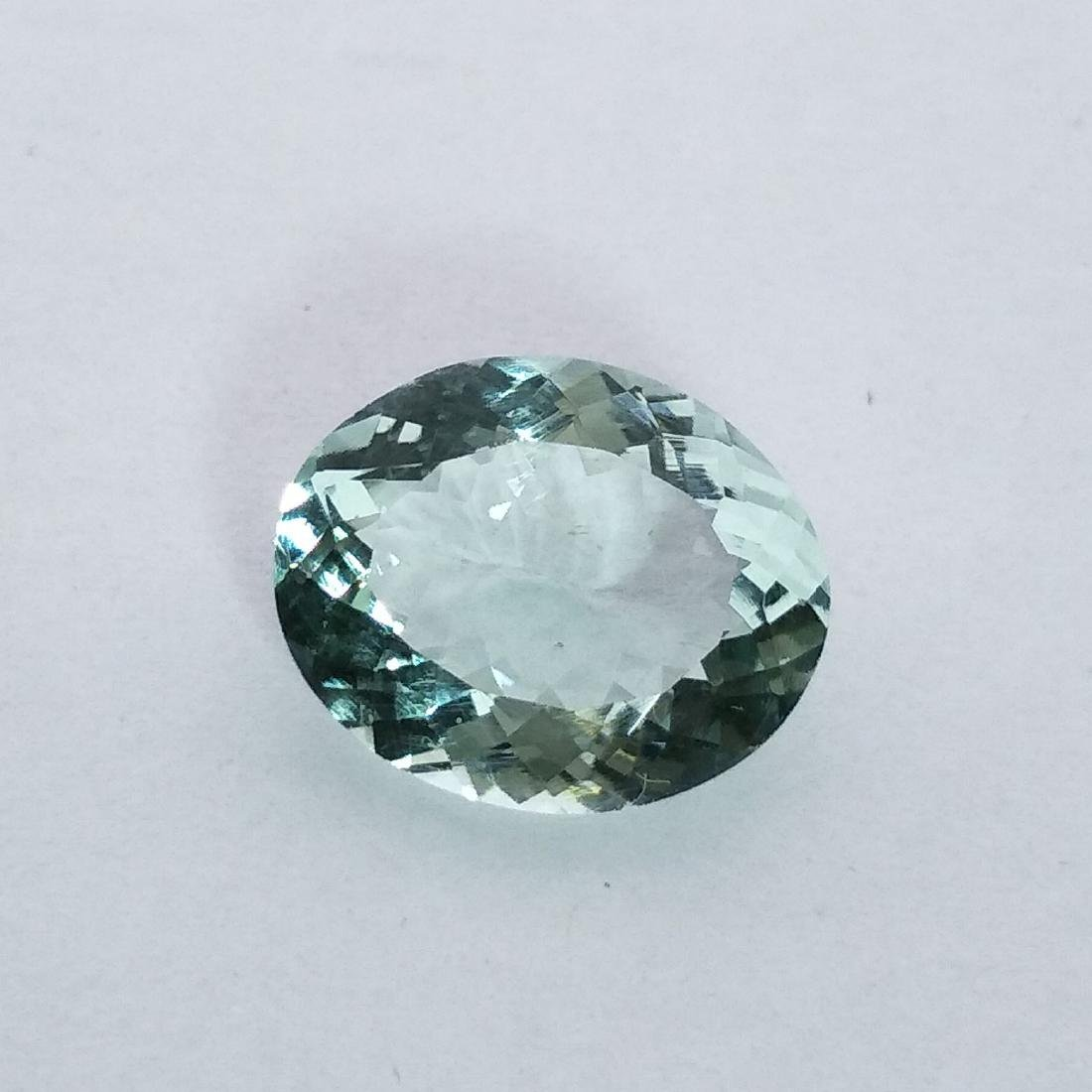 Aquamarine - 3.64 ct