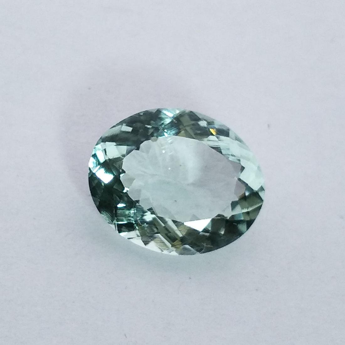 Aquamarine - 3.64 ct - 2