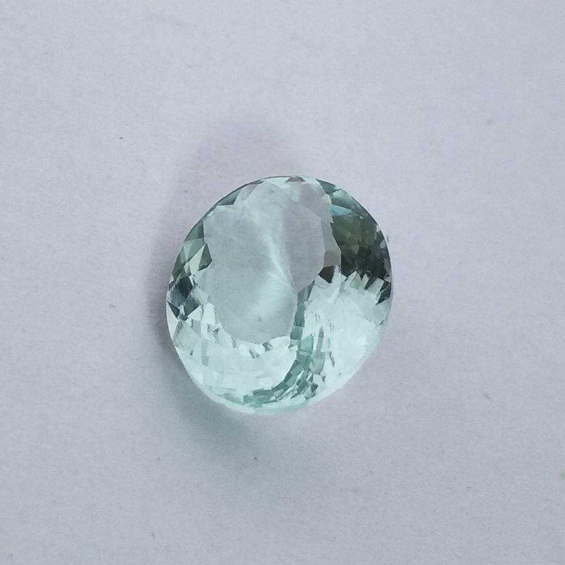 Aquamarine - 3.64 ct - 3