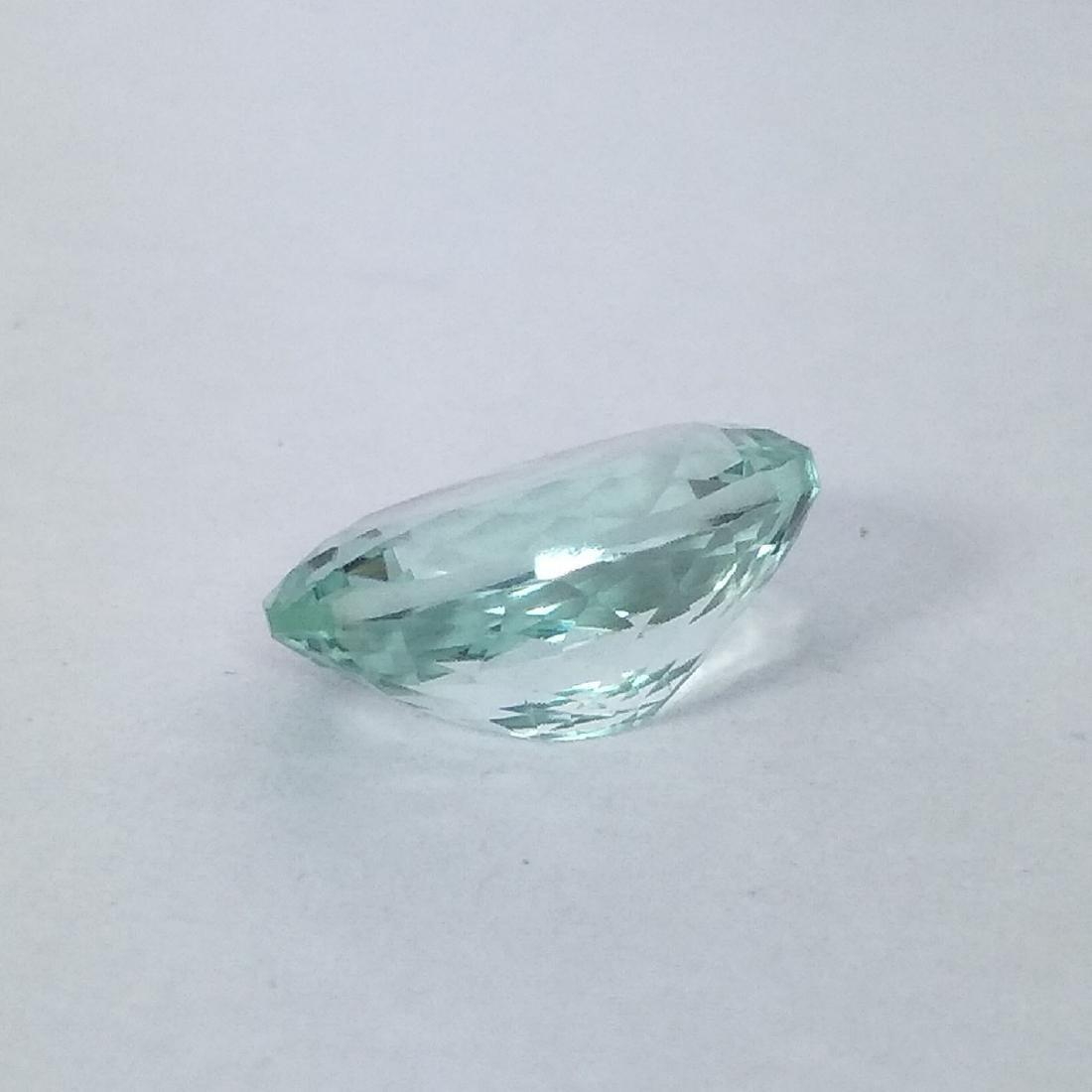 Aquamarine - 3.64 ct - 4