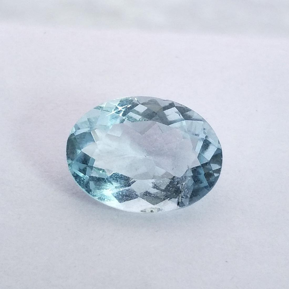 Aquamarine - 3.91 ct