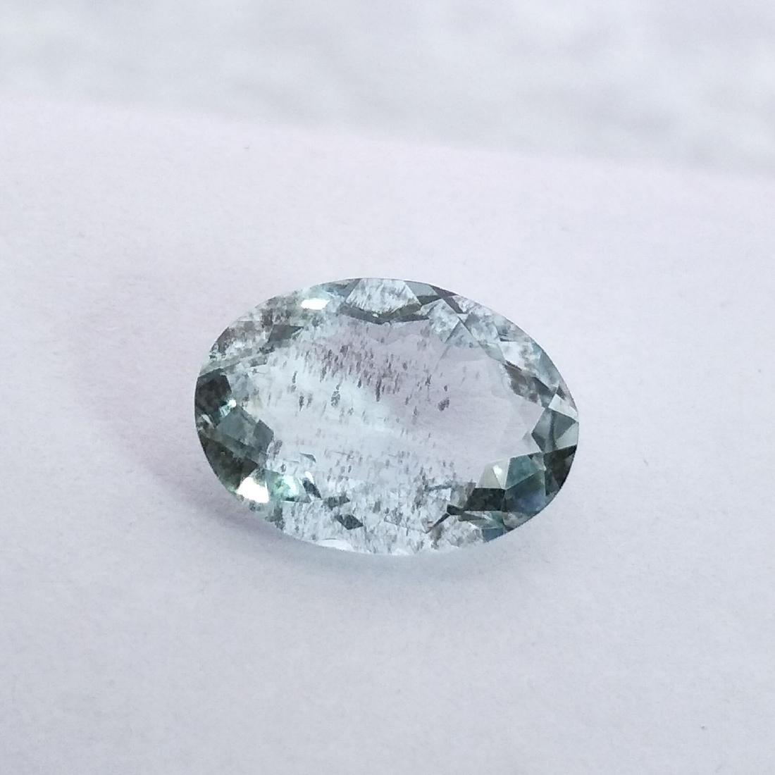 Aquamarine - 3.56 ct