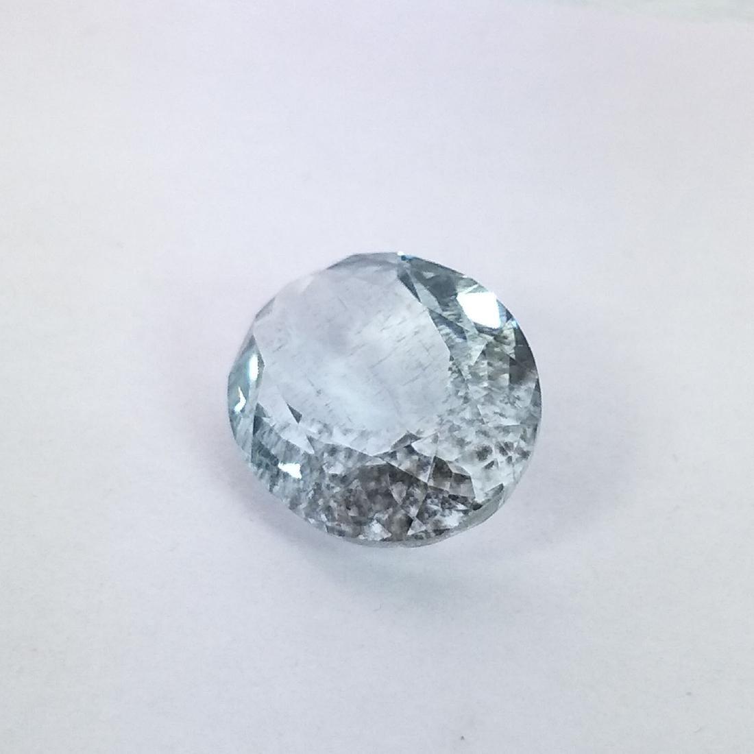 Aquamarine - 3.56 ct - 3