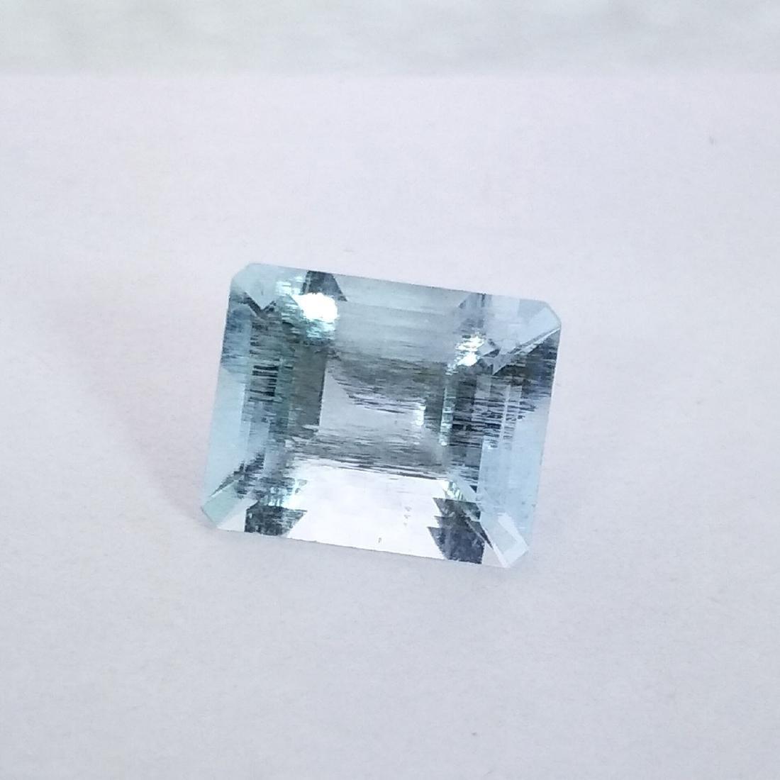 Aquamarine - 3.14 ct