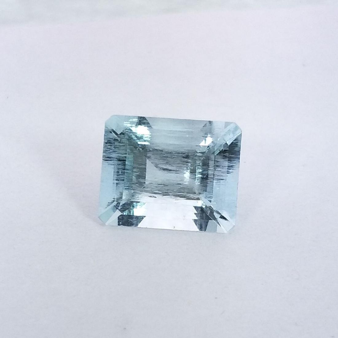 Aquamarine - 3.14 ct - 2