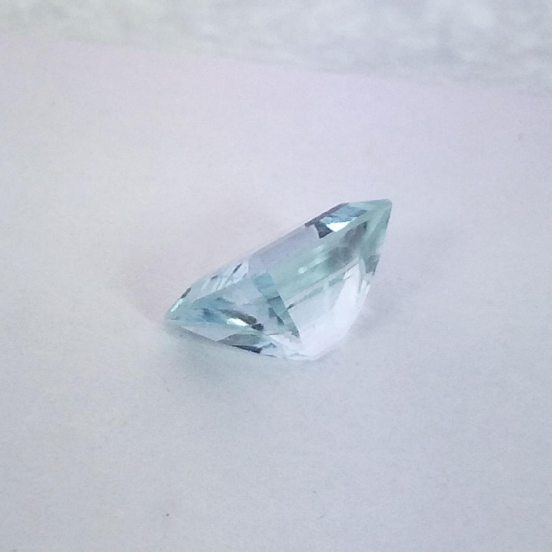 Aquamarine - 3.14 ct - 4
