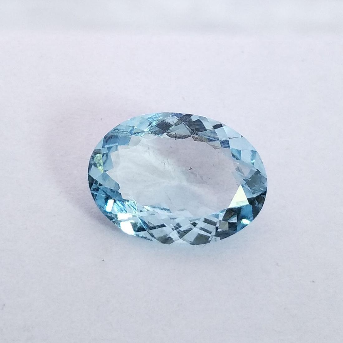 Aquamarine - 2.79 ct