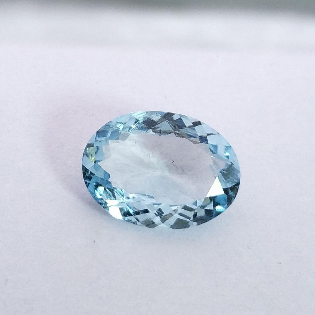 Aquamarine - 2.79 ct - 2